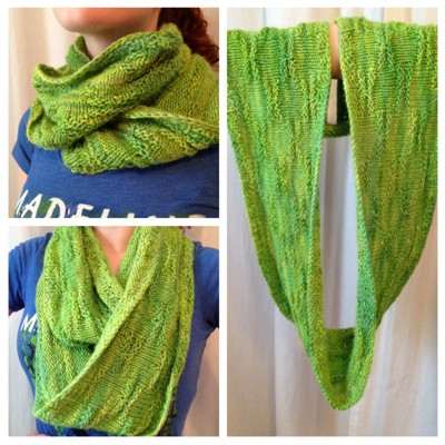 Coosaw Cowl